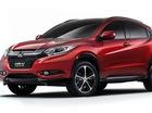 Xe SUV giá rẻ Honda HR-V sắp chính thức ra mắt