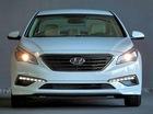 Hyundai Sonata Eco 2015: Tiết kiệm xăng nhất phân khúc