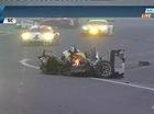 """Porsche 919 biến thành """"quả cầu lửa"""", tay đua Mark Webber nhập viện"""