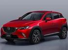 Xe crossover cỡ nhỏ Mazda CX-3 hoàn toàn mới lộ diện