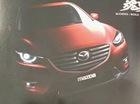 Mazda CX-5 phiên bản mới lộ diện trước giờ G