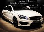 """Mercedes-Benz CLA Shooting Brake """"bằng xương, bằng thịt"""""""