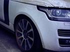 Xe tiền tỷ Range Rover Autobiography 2013 phủ bụi tại Việt Nam