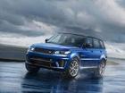 Xe SUV hạng sang nhanh và mạnh nhất của Land Rover trình làng