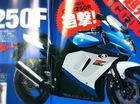Rò rỉ hình ảnh Suzuki GSX250F – Đối thủ mới của Yamaha R25