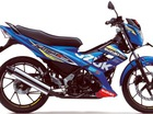 """Vua xe underbone"" Suzuki Raider có phiên bản MotoGP mới"