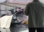 Hà Nội: Đứt dây cẩu, ít nhất 2 người chết ở đường sắt trên cao