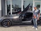Rapper mang dòng máu Việt tậu siêu xe Mercedes-Benz SLR McLaren