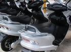 Xe máy điện được miễn lệ phí trước bạ đến hết 30/6/2015