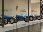 Choáng ngợp trước bộ sưu tập xe Bugatti lớn nhất thế giới