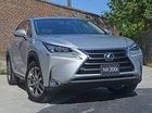 Xe hạng sang Lexus NX 2015 có giá 34.580 USD