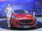 Xe thể thao 2 cửa Peugeot RCZ có giá bán chính thức