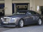 Ảnh sống phiên bản thể thao của Rolls-Royce Wraith