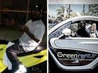 Rapper T-Pain khoe CanAm Spyder RS-S mới tậu
