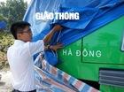"""Hình ảnh """"đập hộp"""" đoàn tàu mẫu Cát Linh - Hà Đông"""
