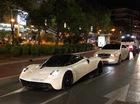 """Dàn siêu xe hơn 10 triệu đô của đại gia Ả-Rập """"đại náo"""" nước Pháp"""