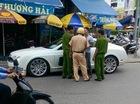 Nghi vấn biển giả, xe sang Bentley Continental  GT 5 tỷ đồng bị đưa về đồn