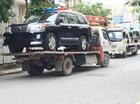 Toyota Land Cruiser VXR 2015 về Việt Nam làm xe công vụ