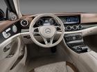 Mercedes-Benz E-Class 2017 lộ nội thất tràn ngập công nghệ