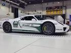 Siêu xe Porsche 918 Spyder gia nhập dàn xe cảnh sát Dubai