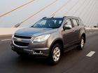 Chevrolet Trailblazer 2015: Nâng cấp để cạnh tranh với Ford Explorer