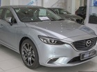 Mazda6 2016 cập bến Đông Nam Á, Toyota Camry hãy dè chừng!