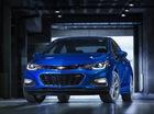Chevrolet Cruze 2016 trình làng, to và nhẹ hơn trước