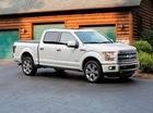 """Xe bán tải """"khủng long"""" Ford F-Series sẽ có phiên bản hybrid"""
