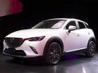 Mazda CX-3 sắp về Việt Nam tiết kiệm xăng hơn Honda HR-V