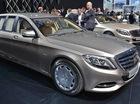 """Xe nhà giàu Mercedes-Maybach S600 Pullman """"bằng xương, bằng thịt"""""""
