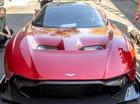 Siêu phẩm Aston Martin Vulcan đầu tiên đặt chân đến Mỹ