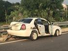 Xe Audi gây tai nạn khiến hai mẹ con thương vong rồi bỏ trốn