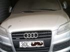Lại thêm xe sang Audi nằm phủ bụi tại Việt Nam