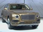 """SUV siêu sang Bentley Bentayga """"bán chạy như tôm tươi"""""""