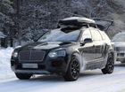 Bentley phát triển SUV sang nhỏ hơn Bentayga, cạnh tranh với BMW X6