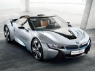 """Xe """"hot"""" BMW i8 sẽ sớm có thêm phiên bản mui trần"""