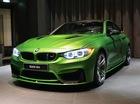 """BMW M4 Coupe """"nổi bần bật"""" với màu sơn trị giá hơn 100 triệu Đồng"""