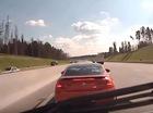 BMW M6 đứng ì giữa đường, chặn đầu xe cứu thương