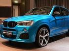 """BMW X3 2015 đặc biệt với toàn phụ kiện """"hàng hiệu"""""""