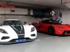 """Garage siêu xe cực """"khủng"""" nhưng ít ai biết tại Thượng Hải"""