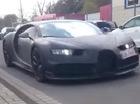 Bugatti Chiron bị bắt gặp chạy thử với hàng loạt siêu xe