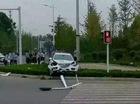 Cảnh sát uống rượu lái xe, đâm chết 2 học sinh