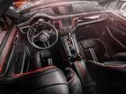 """Nội thất sang trọng và thể thao hơn cho """"mãnh hổ"""" Porsche Macan"""