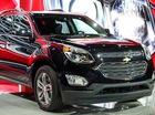 Chevrolet Equinox 2016, đối thủ của Honda CR-V, trình làng