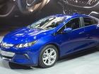 Chevrolet Volt 2016: Nhanh và tiết kiệm nhiên liệu hơn