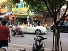 Bentley mui trần đeo biển giả làm xe đón dâu tại Nam Định