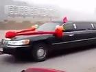 Mỏi mắt đếm xe limousine trong đám cưới nhà giàu