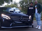 Võ sỹ Floyd Mayweather mua Mercedes-Benz C450 AMG cho con trai 16 tuổi