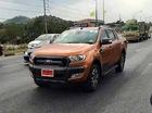 Ford Ranger Wildtrak 2015 bất ngờ xuất hiện trên đường phố