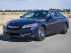 Honda Accord Coupe 2016 trình làng với hàng loạt thay đổi